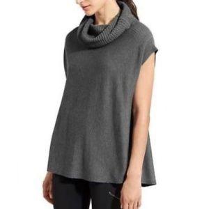 Athleta Kennewick Cowl Sleeveless Sweater Vest